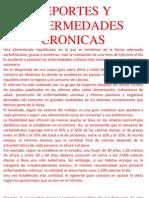 Deportes y Enfermedades Cronicas