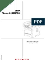 User Guide Phaser3100MFP X PTG