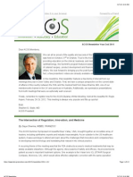 ACOS 2011 Year End Newsletter