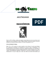 Akutagawa, Ryunosuke - Rashomon