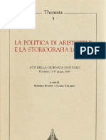 Lupi_Tibrone Senofonte e Le Lakedaimonion Politeiai Del IV Secolo (Ar Pol 1333B)