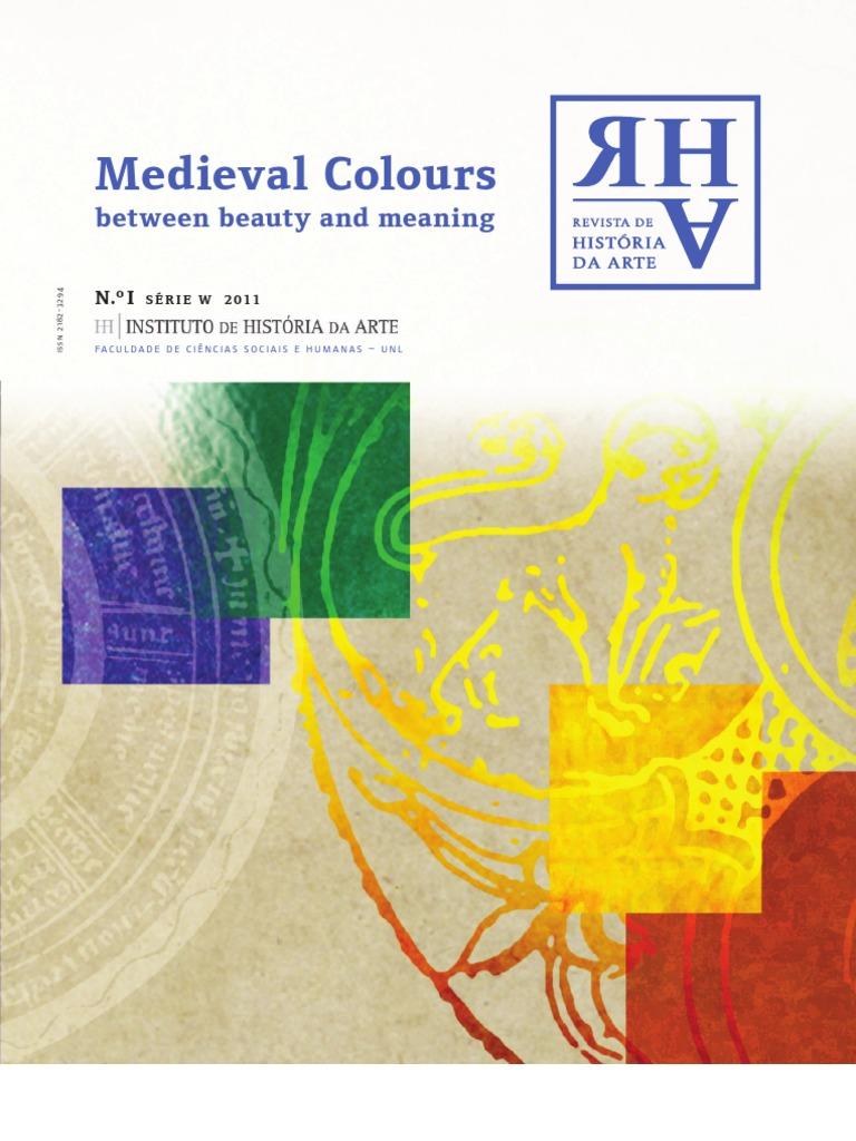 rha medieval colours color ciencia334 Composicoes Historia #1