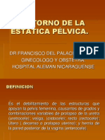 Trastorno de La Estatica Pc3a9lvica Modif