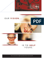 Direct Vision Insurance Brochure