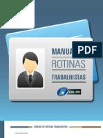 Manual de Rotina Do Trabalho - CDL-BH