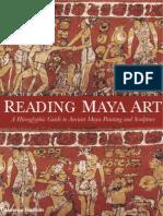 Reading Maya Art, Stone y Zender, 2011