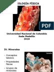 3 Minerales Rocas