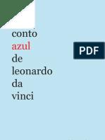 Conto Azul de Leonardo Da Vinci