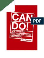 Can Do (Summary) - Ben Tiggelaar
