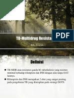 TB-MDR