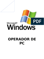 Operador de PC - Nivel Inicial