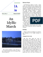 Narma Bulletin, March 19, 2013 Issue