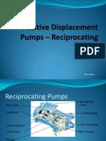 Positive Displacement Reciprocating Puncak