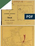 Truk Islands Defenses