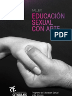 2. Taller Educacion Sexual Con Arte