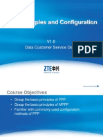 E1 PPP Principles and Configuration