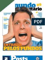 Jornal Mundo Universitário - Edição 9