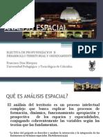 TALLER DE ANALISIS ESPACIAL AMPLIADO.ppt