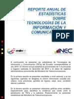 ITCS Presentacion de Resultados 2010