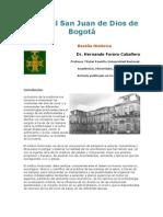Reseña historica hospital San Juan