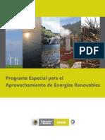 Programa Energias Renovables