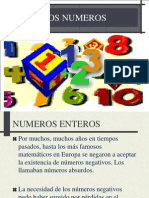 01 02 Numeros.ppt Numeros Enteros
