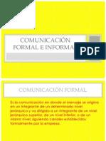 Comunicacion Formal e Informal
