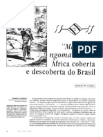 Malungu Ngoma Vem!, África Coberta e Descoberta do Brasil - Robert W. Slenes (1)