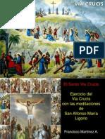 El Santo via Crucis
