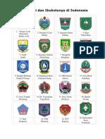 33 Provinsi Dan Ibukotanya Di Indonesia
