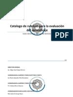 Catalogo de Rubricas CUDI