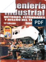 Ingenieria Industrial - Niebel