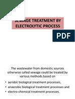 m9 Sewage Effluent Plasticplating