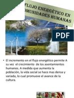 Flujo energético en comunidades Humanas2