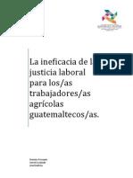 Guatemala CIDH