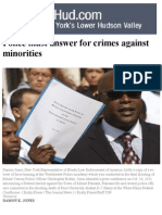 Police must answer for crimes against minorities