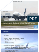 Aerodynamic Design of High Lift Wings