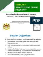 Sesi 3-Promoting b'Feeding During Pregnancy