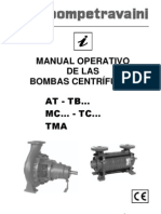 Manual Operativo de Las Bombas Centrifugas