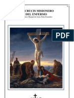 Via Crucis Misionero Del Enfermo (Librito)