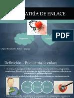 Psiquiatría de Enlace y cardiologia