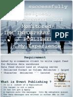 Event Publishing Presentation