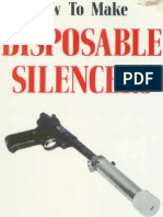 How to Make Disposable Silencers