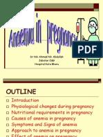 Anaemia in Pregnancy-hm