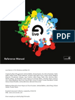 Ableton Live6 Manual English[1]