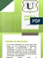 4. Ventas Al Menudeo