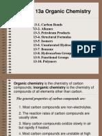 C13 Organic Chemistry (1)