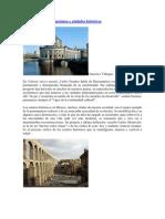 Arquitectura Contemporanea y Ciudades Historicas