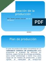 Planeacion de La Prod