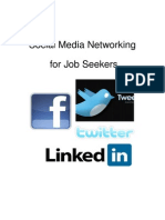 Social Media Networking for Job Seekers